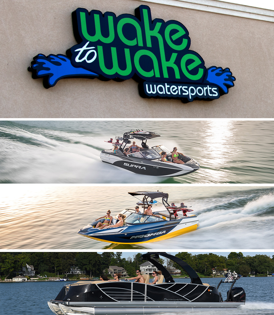 Wake to Wake Watersports | East Tennessee and Southwest