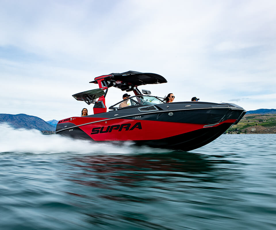 Supra New Boat Models Wake To Wake Watersports