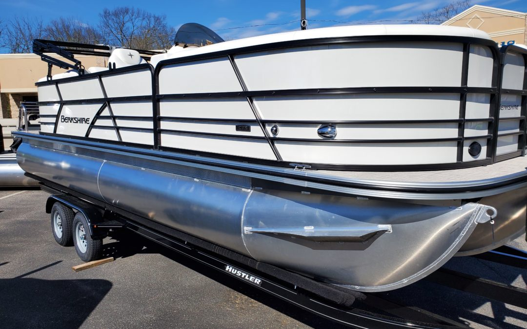 2020 Berkshire 24 RFX CTS 2.75 Tritoon Boat (SOLD)